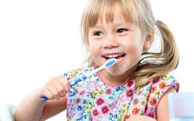 5 Ways To Keep Baby Teeth Healthy