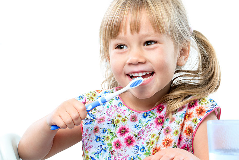 5 Ways To Keep Baby Teeth Healthy